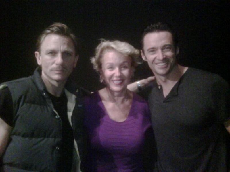 Daniel, Della and Hugh