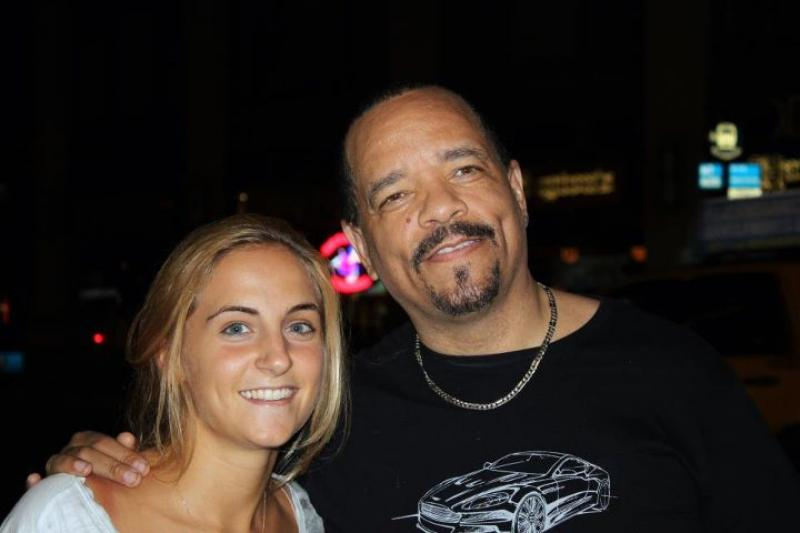 carolina kai Ice T!