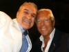 george koutoulias and giorgio armani