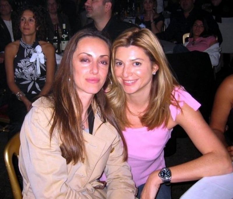 christina and mara