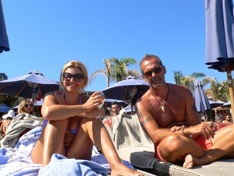 Christina and Petros