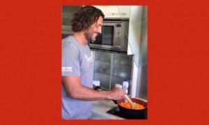 Ο Σεφ του Survivor Κώστας Κοκκινάκης μαγειρεύει για εσάς (pics)