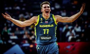 Ο Λούκα Ντόντσιτς... χάραξε στο κορμί του το τρόπαιο του Eurobasket (pic)