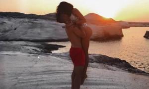 Ρομαντική ψυχή ο Πέλκας (pic)