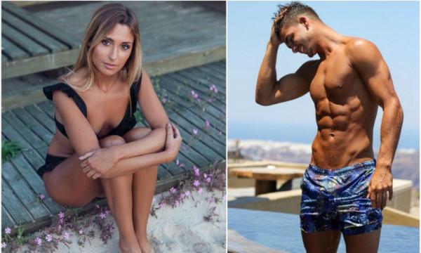 Αντρέ Σίλβα: Το μοντέλο που γνώρισε στην Ελλάδα και τον έκανε να ξεχάσει την αδερφή του Νεϊμάρ(pics)