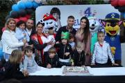 Γενέθλια στην οικογένεια Ράμος πριν το Clasico (pics)