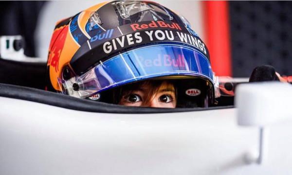 Έτοιμος για τη F1 o γιος του Πικέ (pics)