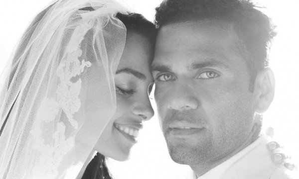 Ντάνι Άλβες- Τζοάνα Σανθ: Ένα χρόνο μετά δημοσίευσαν το πρώτο βίντεο του γάμου τους