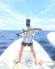 Το 'ριξε στο ψάρεμα ο Σέρχιο Ράμος (pics)