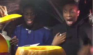 Ξεκαρδιστικό βίντεο! Τα ουρλιαχτά των παικτών της Παρί στη φάρσα για το Halloween!