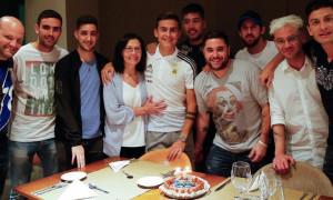 Διπλή έκπληξη στον Πάουλο Ντιμπάλα για τα γενέθλιά του (vid & pics)
