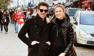 Ρομαντική βόλτα στο Notting Hill για τον Σιμεόνε και τη σύντροφό του (pic)