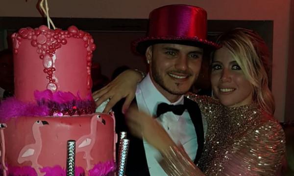 Ο Ικάρντι... έδωσε ρέστα στο πάρτι γενεθλίων της γυναίκας του -To πανάκριβο δώρο που της χάρισε