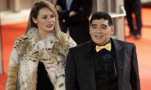 Ο Ντιέγκο Μαραντόνα χώρισε και η πρώην του τον έδιωξε από το σπίτι που της αγόρασε!