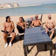 Οι παίκτες της Παρί έφαγαν από τα χεράκια του Νουσρέτ στην Ντόχα (vid)