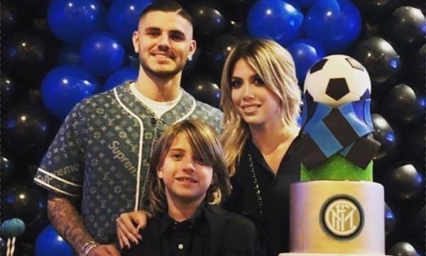 Ο Ικάρντι έβαλε τους Μέσι, Κριστιάνο και Μόντριτς να ευχηθούν στον γιο της Γουάντα Νάρα! (vid)