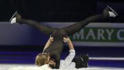 Χαμός με Ρωσίδα αθλήτρια του καλλιτεχνικού πατινάζ - «Άναψε φωτιές» με αποκαλυπτικό κορμάκι (vid)