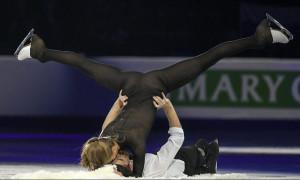 Αλεξάνδρα Στεπάνοβα για το αποκαλυπτικό κορμάκι: «Ελπίζω να μην έμοιαζε άσεμνο»