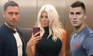 Εκτός εαυτού ο Τόσιτς - Είδε το sex tape του Βράνιες με τη Γελένα (pic)