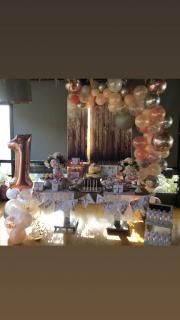 Τα πρώτα γενέθλια της δεσποινίδας Σιμόες (pics)