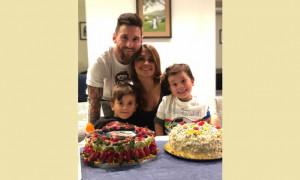 Η ρομαντική έκπληξη του Μέσι στη γυναίκα του για τα γενέθλιά της (vid)