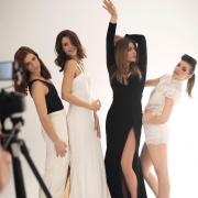 Σε βίντεοκλιπ της Παπαρίζου η Κατερίνα Στεφανίδη (vid&pics)