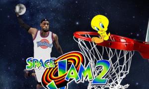 Ο ΛεΜπρόν Τζέιμς θα έχει προσωπικό γήπεδο για προπόνηση στα γυρίσματα του Space Jam 2!