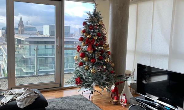 Ποιος ποδοσφαιριστής έχει ακόμα στο σαλόνι το χριστουγεννιάτικο δέντρο; (pic)