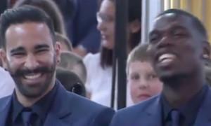 Πογκμπά - Ραμί γελούσαν με τον Μακρόν επειδή... δεν καταλάβαιναν τι έλεγε! (vid)