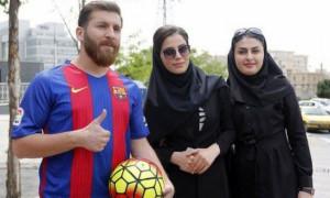 Ο Ιρανός σωσίας του Μέσι απάντησε στις φήμες για τις 23 γυναίκες που φέρεται να εξαπάτησε! (vid)