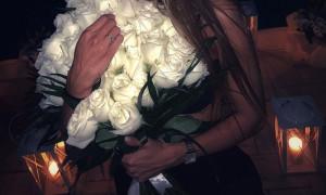 Έλληνας διεθνής έκανε πρόταση γάμου στη σύντροφό του (pics)