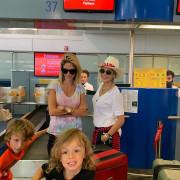 H Άννα Βίσση Ταξίδεψε στη Νέα Υόρκη με την οικογένεια της