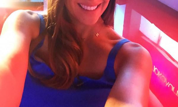 Εντυπωσιακή κυρία της τηλεόρασης παντρεύεται γνωστό διαιτητή της Super League (pics)