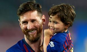 Λιονέλ Μέσι: Δε φαντάζεστε τι του λέει ο γιος του κάθε φορά που τον βάζει τιμωρία!