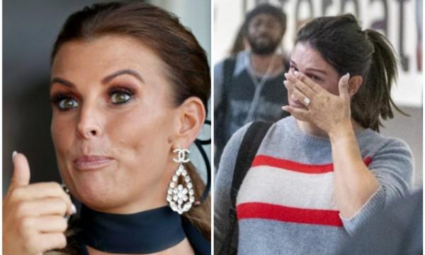 Σε κακή κατάσταση η κυρία Βάρντι μετά τις κατηγορίες της Κόλιν Ρούνεϊ (pics)