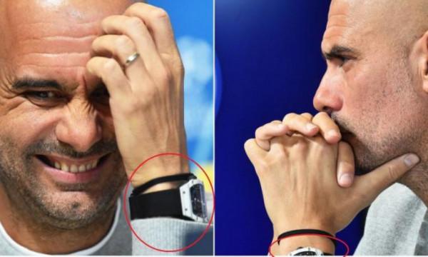 Δε φαντάζεστε πόσο κοστίζει το ρολόι του Γκουαρδιόλα!