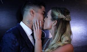 Ο Λουίς Σουάρες παντρεύτηκε ξανά τη γυναίκα του (pics)