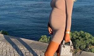 Έχετε δει πιο στυλάτη εγκυμονούσα;