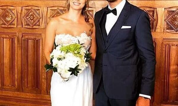 Παντρεύτηκε πριν ένα μήνα και έφυγε από την Ελλάδα (pics)