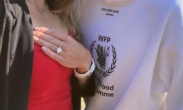 Δύο μήνες μετά τον χωρισμό τους ανακοίνωσαν ότι παντρεύονται (pics)