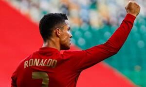 Euro 2020: Πώς να μη «λιώνει» μετά η Τζορτζίνα; Κριστιάνο, μόνο εσύ…