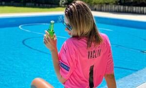 Μαρτίνα Βάτσλικ: Η MVP πίσω από τον... MVP του Euro!