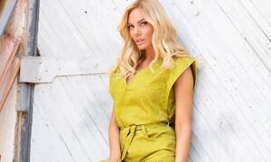 Ιωάννα Μαλέσκου: Η ομορφότερη παρουσιάστρια που «κλέβει» καρδιές (pics)