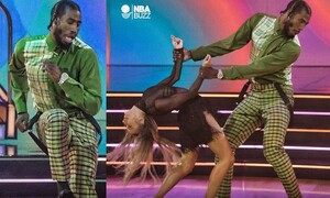 ΝΒΑ: Ο Σάμπερτ εντυπωσίασε στο Dancing with the Stars (vid&pics)
